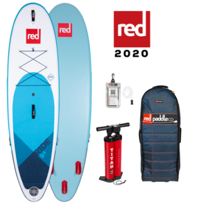 Red Paddle Ride 9.8