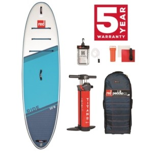 Red Paddle Ride 10.8