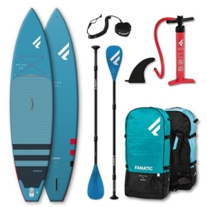 fanatic sup package ray air pure set blue